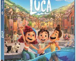 Sortie Vidéo – Luca, la Dolce Vita à la sauce Disney Pixar